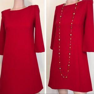 Zara Beautiful red dress